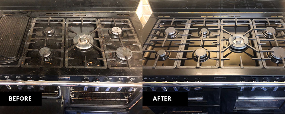 Oven Cleaning Essex and Kent 1