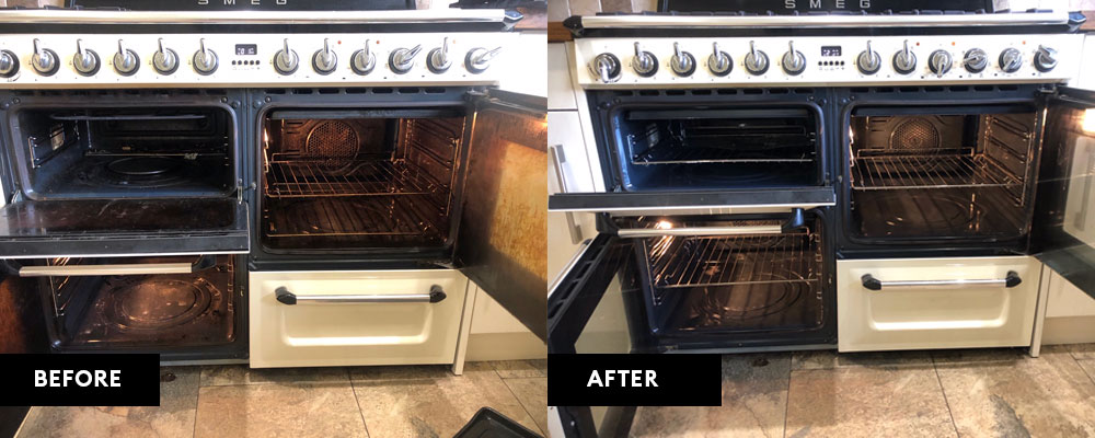 Oven Cleaning Essex and Kent 4