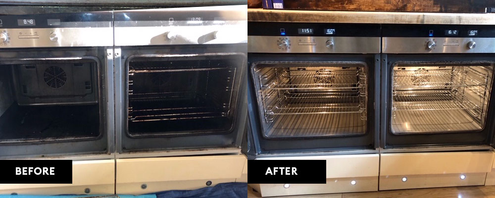 Oven Cleaning Essex and Kent 9